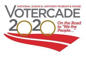 Votercade 2020 logo