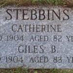 Catharine Stebbins
