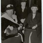 Mrs. Mary Gannett, Mrs. Sutherland, and Mrs. Emma Biddlecom Sweet