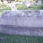 The grave of Henry R. Selden