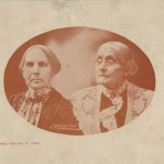 Program from the 85th Birthday Celebration of Susan B. Anthony Front cover
